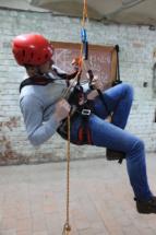 Подготовка безопасным методам и приемам выполнения работ на высоте. Практические занятия