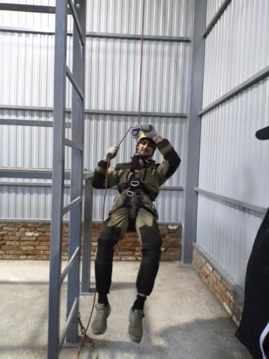 Безопасные методы на высоте